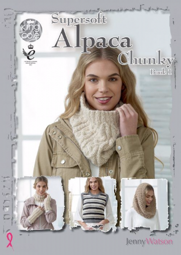 King Cole Superfine Alpaca Book 1